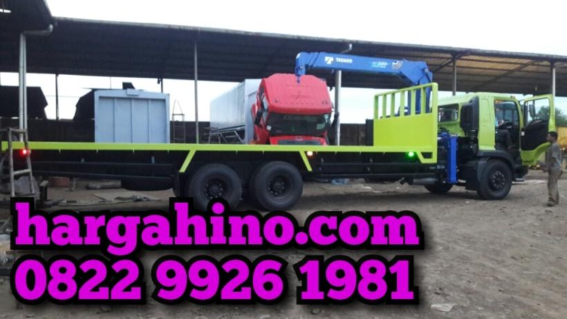 harga-hino-fl-235-jw-truck-crane-tadano-murah