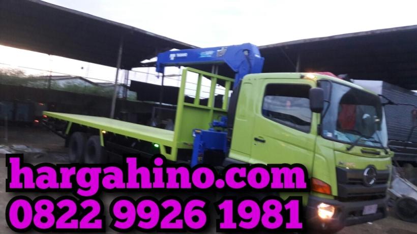 harga-hino-fl235jw-truk-crane-tadano-hargahino.com