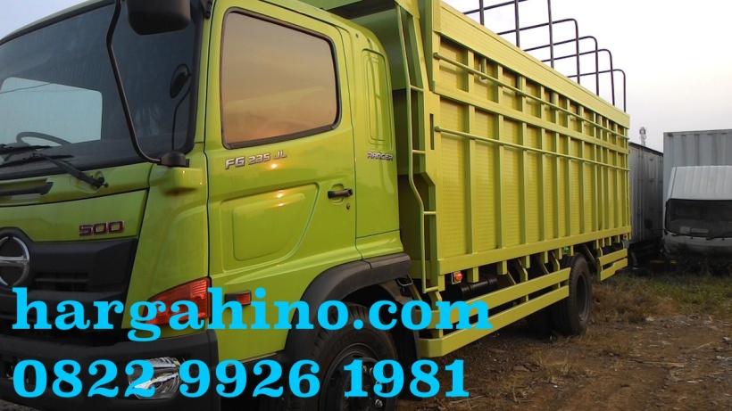 new-hino-ranger-FG235JL-pilihan-bak-truk-akap-terbaik